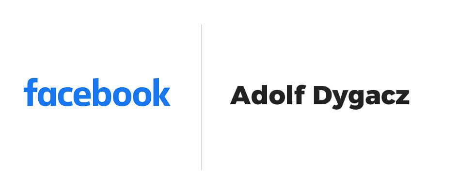 Facebook Adolf Dygacz